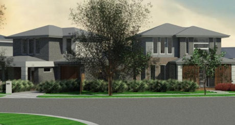 11-Village-Drive-Dingley-Village-FRONT-STREETSCAPE